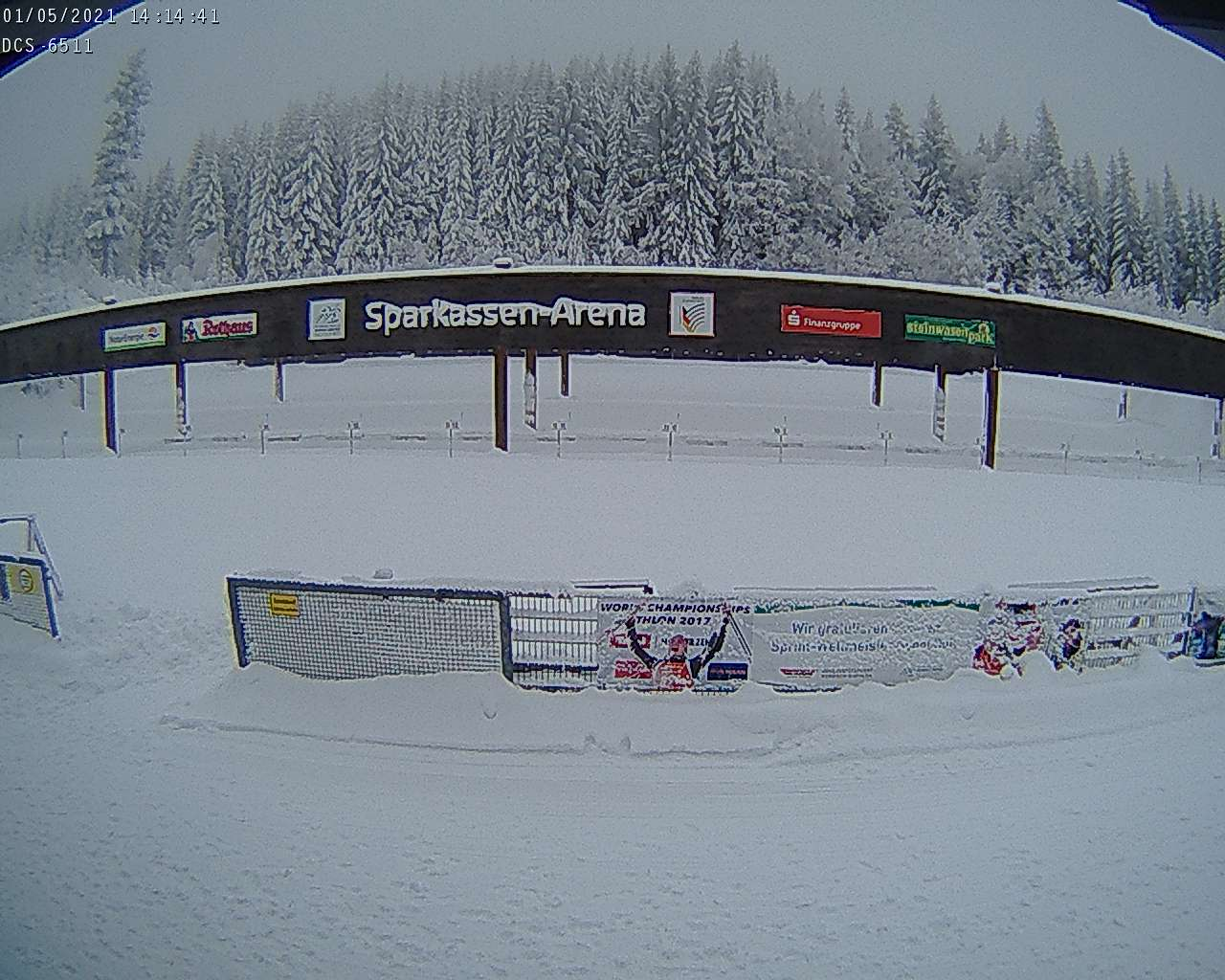 Webcam Nordic-Arena 2